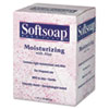 Softsoap Moisturizing Soap w/Aloe, Unscented Liquid, Dispenser, 800mL