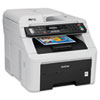 MFC-9125CN All-in-One Laser Printer, Copy/Fax/Print/Scan