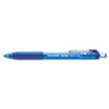 Paper Mate InkJoy 300RT Ballpoint Pen, 1.0 mm, Blue Ink, Dozen