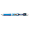 Pentel .e-Sharp Mechanical Pencil, 0.7 mm, Blue Barrel