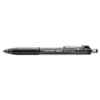 Paper Mate InkJoy 300RT Ballpoint Pen, 1.0 mm, Black Ink, Dozen