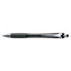 Paper Mate InkJoy 550 RT Ballpoint Pen, 1.0 mm, Black Ink, Dozen