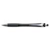 Paper Mate InkJoy 550 RT Ballpoint Retractable Pen, 1.0 mm, Black, Dozen