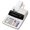 Sharp CS-4194H Two-Color Printing Calculator, Black/Red Print, 4.8 Lines/Sec
