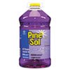 Scented All-Purpose Cleaner Concentrate, Lavender Clean, 144oz Bottle, 3/Carton