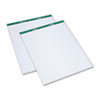 Envirotec Flip Chart Pads, Quadrille Rule, 27 x 34, WE, 2 50-Sheet Pads/Pack