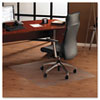 ClearTex XXL Ultimat Chair Mat, 60 x 60, Clear