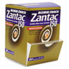 Zantac Maximum Strength 150mg Acid Reducer, 1 per Pack, 80 Packs/Box