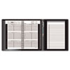 AT-A-GLANCE Weekly Appointment Book Plus, 4-7/8 x 8, Black, 2014