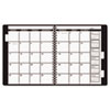 AT-A-GLANCE Three/Five-Year Monthly Planner Refill, 9 x 11, White, 2020
