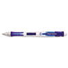 Paper Mate Clear Point Mechanical Pencil, 0.7 mm, Blue Barrel, Refillable