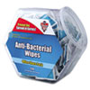 Antibacterial Wipes--Office Share Pack, 200 Individual Wipes