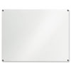 Glass Dry Erase Board, 48 x 36, Unframed