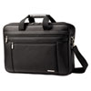 17&quot; Classic Slimbrief Notebook Case, Ballistic Nylon, 17-3/4 x 4-1/2 x 12, Black
