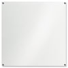 Glass Dry Erase Board, 42 x 42, Unframed