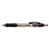 Profile Ballpoint Retractable Pen, Black Ink, Bold, Dozen