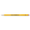 Sharpwriter Mechanical Pencil, HB, 0.7 mm, Yellow Barrel, Dozen