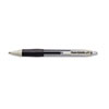 Paper Mate Roller Ball Retractable Gel Pen, Black Ink, Fine, Dozen