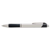 Paper Mate Ballpoint Retractable Design Pen, Black Ink, Fine