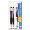 Comfortmate Ultra Pencil Starter Set, Ast Brl; 0.7 mm, Ref