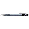 FlexGrip Ultra Ballpoint Retractable Pen, Black Ink, Fine, Dozen