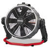 "14"" CVT High-Velocity Fan, Three Speed, Black"