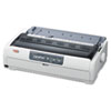 Oki Microline 691 24-Pin Wide Carriage Dot Matrix Printer