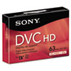 Sony High Definition DVC Camcorder Videotape Cassette, 63 Minutes