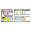 SmartDudes Printing Learning Book, Cursive, Six Pages, Grade 3 and Up