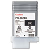 Canon 0895B001(PFI-102) Ink, 130 mL, Black