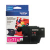 Brother LC71M (LC-71M) Innobella Ink, 300 Page-Yield, Magenta