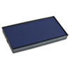 2000 PLUS Replacement Ink Pad for Printer P30 & Dual Pad Printer P30, Blue