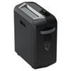 48001 Medium-Duty Cross-Cut Shredder, 10 Sheet Capacity