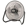 High Velocity Fan, Three Speed, Black