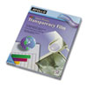 Apollo Color Laser-Device Transparency Film, Letter, Clear, 50/Box