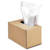 Powershred Shredder Bags, HS-660, HC-880, HS-1010, C-525, 50/Carton