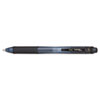 EnerGel X Retractable Roller Gel Pen, Black Ink, Dozen