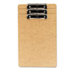 Universal 05563 Recycled Clipboard, 1/2