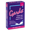 Hospital Specialty Co. Gards Maxi Pads, #4, 250 Individually Boxed Napkins/Carton
