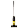 Eureka Quick-Up Cordless Vacuum, 5lb, Black/Yellow