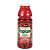 Tropicana Juice Beverage, Cranberry, 15.2 oz Bottle, 12/Carton