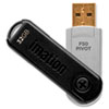imation Defender Defender F50 Pivot USB Flash Drive, 32GB