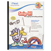 Mead Snip It Tablet, 9 x 12, 34 Sheets per Pad, White