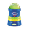 Learning Resources Time Tracker Mini Timer, 3 1/4w x 3 1/4d x 4 3/4h, Blue/Green/Red/Yellow