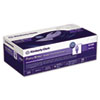 PURPLE NITRILE Exam Gloves, Small, Purple, 100/Box
