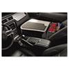 GripMaster 02 Efficiency Auto Desk w/ Writing Surface & Supply Organizer, Gray