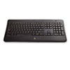 Logitech K800 Wireless Illuminated Keyboard, Unifying Receiver