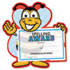 Motivations Spelling Bee Certificate Award Kit and Holder, 8.5 X 5.5, 10/pk