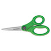 "KleenEarth Recycled Scissors with Microban Protection, 8"", 2/Pack"