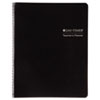 Teacher's Lesson Planner, 11 x 8-1/2, Black